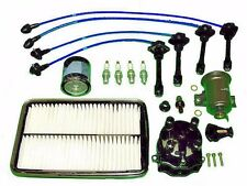 Tune Up Kit Corolla 1993-1997 1.6L 1.8L NGK wires & Plugs filters PCV cap&rotor