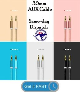 3-5mm-Jack-Audio-Cable-Male-to-Male-AUX-Cord-for-Car-Phone-Braided-Gold-Plated