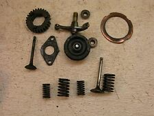 1977 honda CT90 trial mis engine parts valves gears h869~