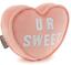 Hallmark-Valentine-U-R-Sweet-Candy-Heart-Plush-with-Pocket-New-with-Tag 縮圖 1
