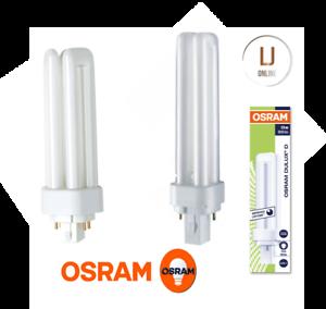 Dulux D PL-C 26w 827 2 pin Osram