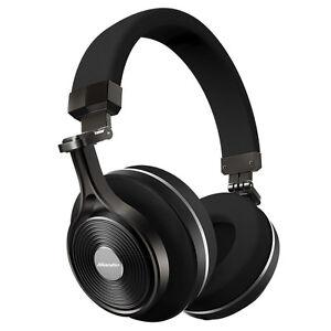 Bluedio-T3-Turbine-Bluetooth-Kopfhoerer-Wireless-Headphons-Stereo-Sound-Schwarz