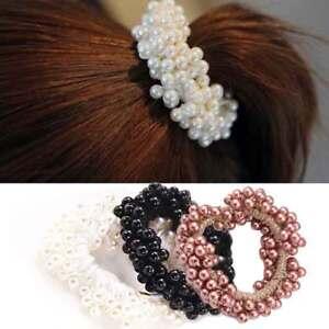Elastico-capelli-perle-perline-accessori-coda-di-cavallo-acconciatura-donna