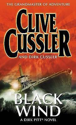 """AS NEW"" Black Wind :, Cussler, Clive, Cussler, Dirk, Book"