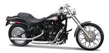 Harley Davidson 2002 FXSTB Night Train 1:18 Motorrad Modell die-cast model