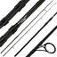 NGT Slim Profiler Carp Fishing Rod 12ft 2pc 3.25LB OR 13FT 3.5LB Carbon Rods