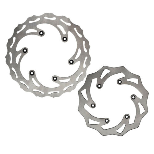 Front /& Rear Brake Disc Rotor For KTM 150SX 08-19 200 XCW 06-16 250 XC SXF 06-19