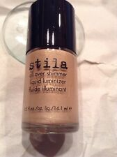 Stila All Over Shimmer Liquid Luminizer. Light Gold KITTEN Shimmer