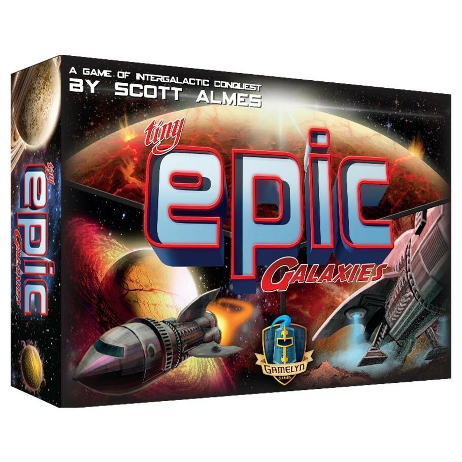 Tiny Epic Galaxies Game - Brand New