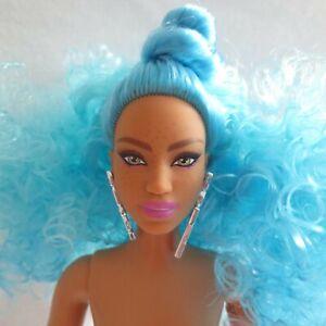 NEW BARBIE WICKED Elphaba Doll ~ Green Skin Witch Braided