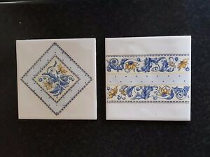 Pilkingtons Creta Penrose 6 X 6 Inch Ceramic Kitchen Wall Tiles Ebay