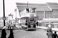 a0536 - Sheffield Tram 390 to City - photograph
