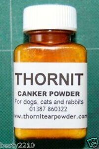 Dog Ear Powder Ingredients