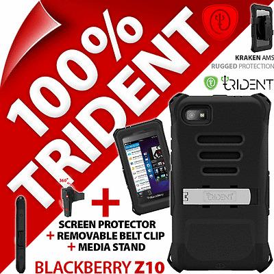 NEW TRIDENT KRAKEN AMS PROTECTIVE HARD CASE PROTECTION COVER FOR BLACKBERRY Z10