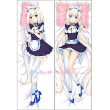 オリジナル 黒崎 怜 Anime Girl Dakimakura Hugging Body Pillow Case Cover