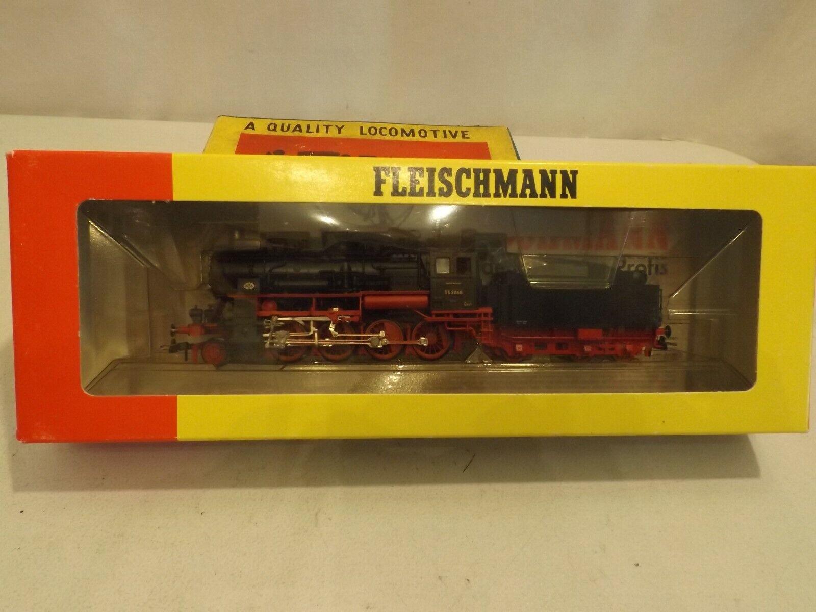 HO Fleischmann steam engine in original box
