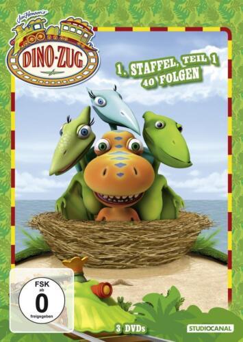 1 von 1 - *DINO-ZUG - 1. STAFFEL - TEIL 1 Folgen 1-40 (Dinosaur Train Jim Henson) 3 DVD*
