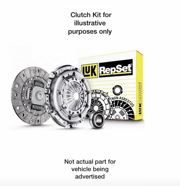 Clutch Kit for Toyota Cressida/HiAce/Hilux/Stallion/Venture