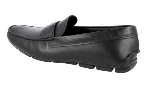 10 Prada Noir 44 44 Luxueux 2dd007 Nouveaux Chaussures 5 qAPBxXwUP