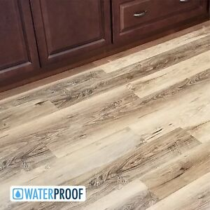 Atwater 8.5mm SAMPLE Natural Weathered Crafted Maple Waterproof Flooring