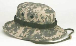 e68727ec8f1b7 ROTHCO 5891 Ultra Force Cotton Poly Boonie Hat - ARMY DIGITAL Camo ...