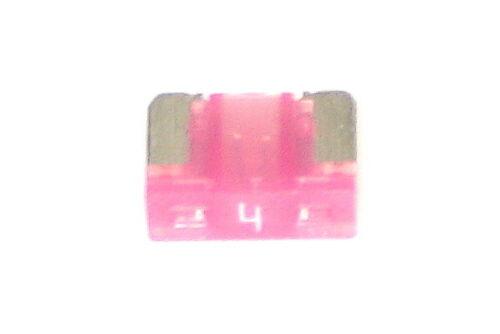 10 Mini LP 4 A Sicherung Auto Stecksicherung KFZ Flach Steck Sicherung ATC Norm
