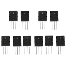 5 Pair Transistor High Power High Power Audio Transistor For Electronic