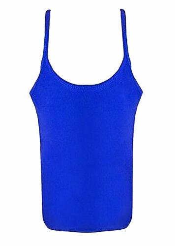 Ladies Microfiber Crazy Chick Vest Top Women Stretchable Fancy Party Dress Shirt