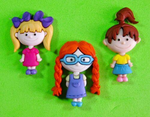 Little girls best friends forever Moule silicone BFF sous par fairie bénédictions