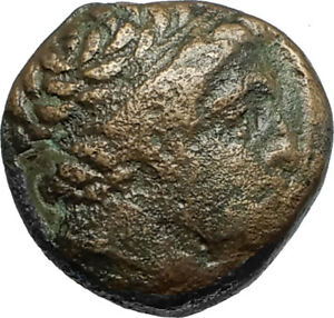 Philip-II-359BC-Olympic-Games-HORSE-Race-WIN-Macedonia-Ancient-Greek-Coin-i66762
