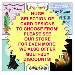 Animal-Personalized-Birthday-Greeting-Card-Lots-Of-Designs-To-Choose-From