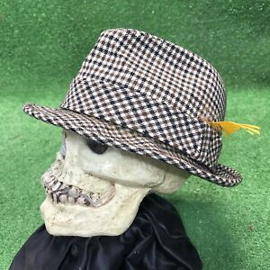 0de08c782ae99 Vintage Pendleton Fedora Men  039 s Hat Sz 7 100% Virgin Wool Fast ...