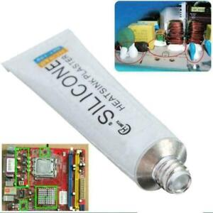 10g HC-910 Silicone Thermal Conductive Adhesive Glue Tube Plaster Heatsink B1A7