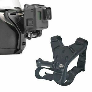 Motorrad-Helm-Kinn-Halterung-Voll-Gesicht-Kompatibel-Fuer-GOPRO-6-7-8-9