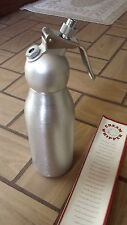 Whipped Cream Whipper By KISAG Switzerland stainless  NIB