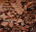 Schubert, Mendelssohn Bartholdy: Piano Trios (CD, Feb-2012, Pan Classics)