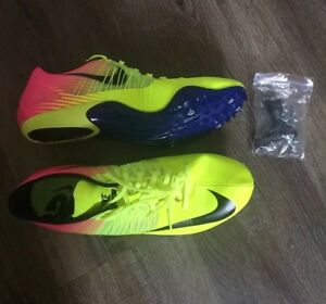 Details about Nike Zoom Celar 5 OC Running Track Spikes schuhe 882023 999 Size 11