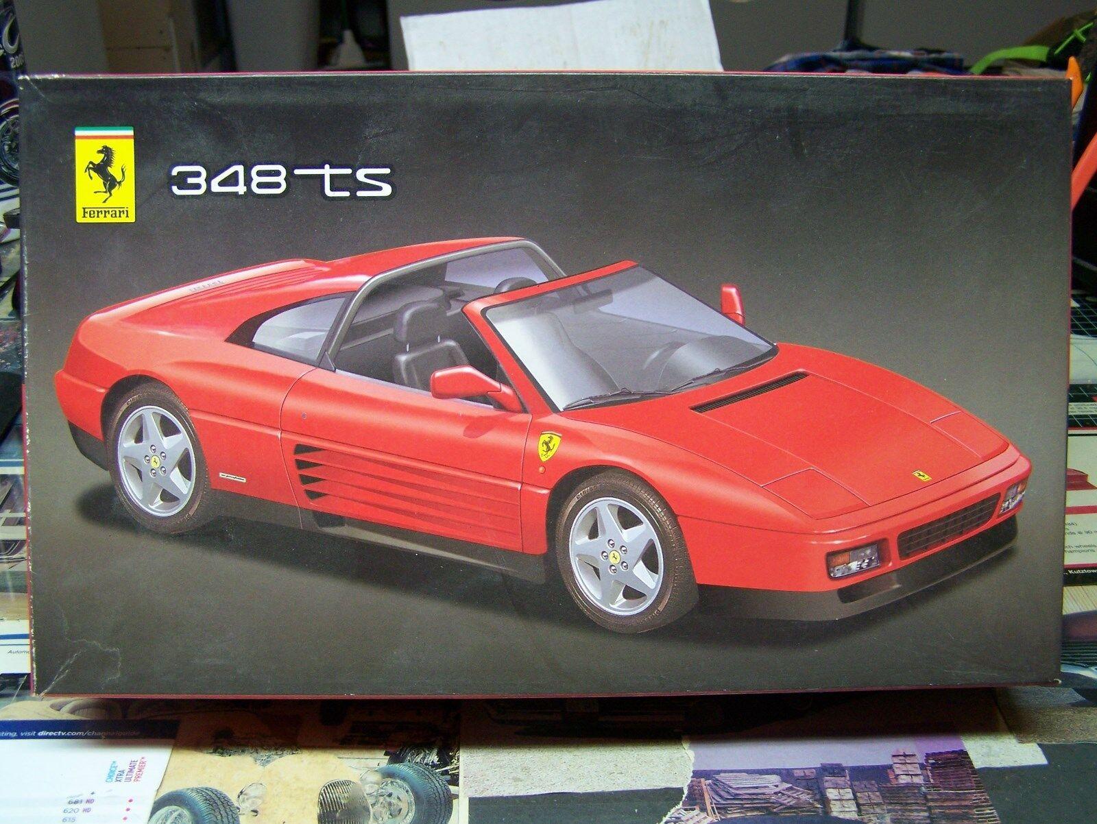 Fujimi 1 24  Ferrari 348 TS