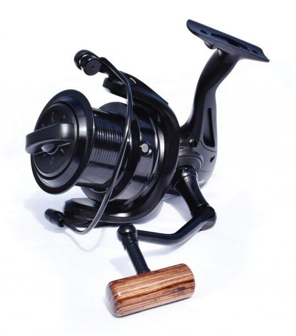 Sonik Vader X 8000 Reel Fishing Big Pit + 2 Free Spools NEW - SVX8000