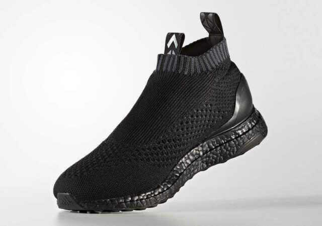on sale 2c5c1 3224d adidas Ace 16 PureControl Ultra Boost Triple Black Model By9088 Mens 10.5