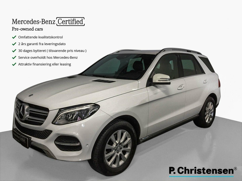 Mercedes GLE350 d 3,0 aut. 4-M 5d - 829.900 kr.