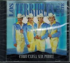 Como Cansa Ser Pobre by Los Terribles del Norte (CD, Feb-2002, Freddie Records)