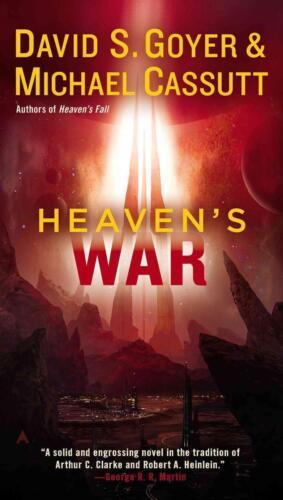 1 von 1 - Heaven's War von David S. Goyer und Michael Cassutt (2013, Taschenbuch)
