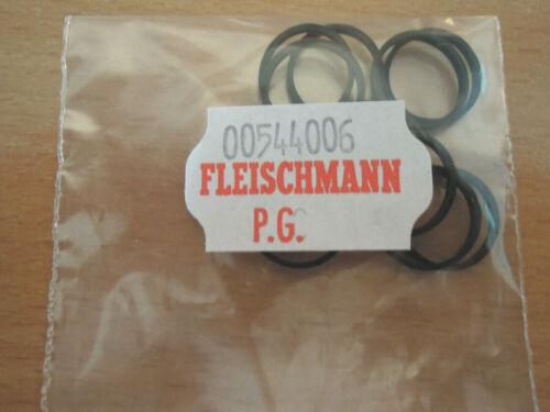 HO Haftreifen 10 Stück 12 mm x 13,6 mm 648004 Fleischmann 544006