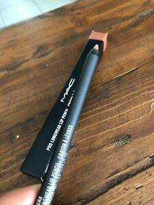 Mac Liptensity Lip Pencil - DOUBLE FUDGE - NEW IN BOX ... |Mac Stone Lip Liner Discontinued