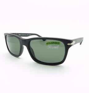 Persol 3048 9000 58 Matte Black Polarized New 100% Authentic ... 09e4e12ada
