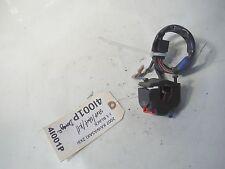 07 Kawasaki Ninja 600 ZZR600 OEM Right Hand Controls Start Stop Kill 08 ZX600 J1