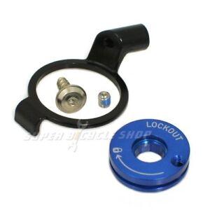 PopLoc//pre-2013 PushLoc RockShox 2013-2015 XC28 Remote Spool// Cable Clamp Kit