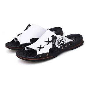 Men-039-s-Beach-flip-flops-sandals-slipper-casual-shoes-New-Fashion-Summer-Outdoor
