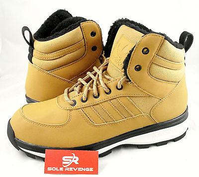 New adidas Originals Mens CHASKER Boots Brown Black Mesa winter ball M20693